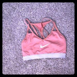 Nike running bra